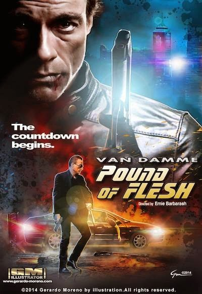 Pound of Flesh (2015) DVDRip x264 350MB