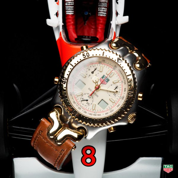 f7df000153bf TAG HEUER ENTHUSIAST  FEATURE  The most expensive TAG Heuer