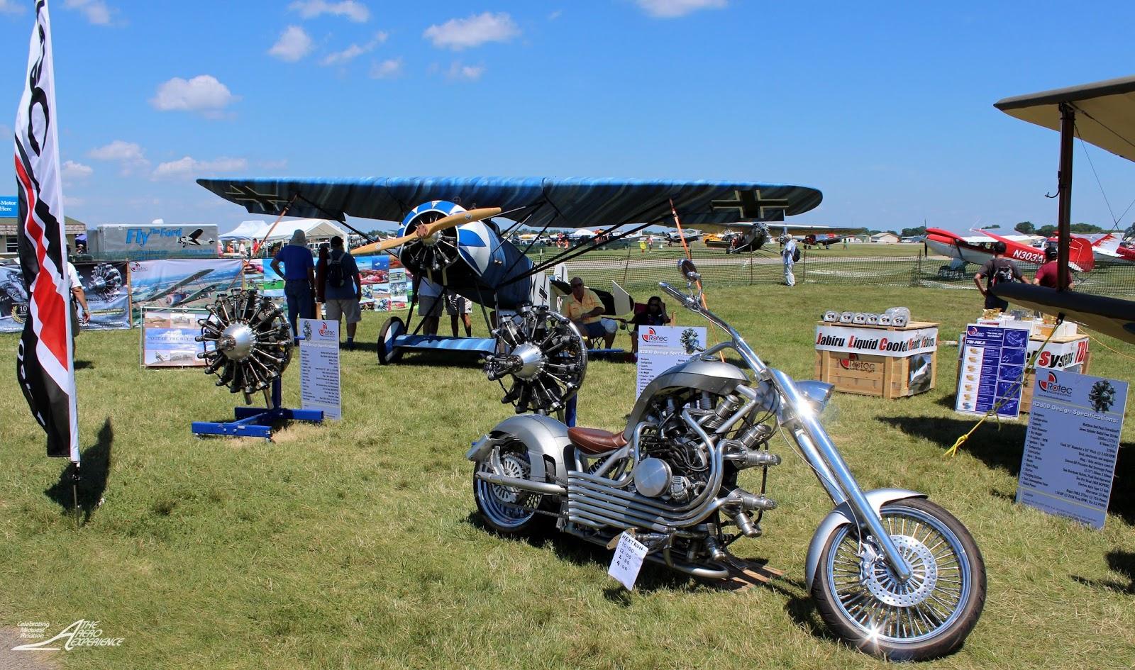 The Aero Experience: EAA AirVenture Oshkosh 2016: Exhibitors