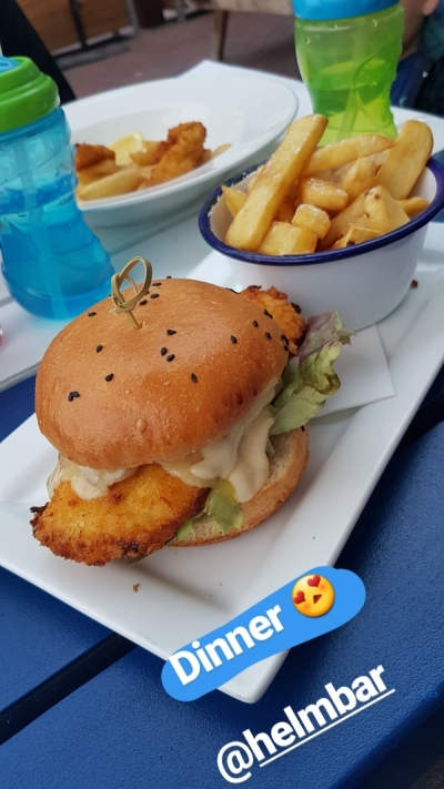 Sydney with toddlers place to eat helm bar darling harbour | away from blue