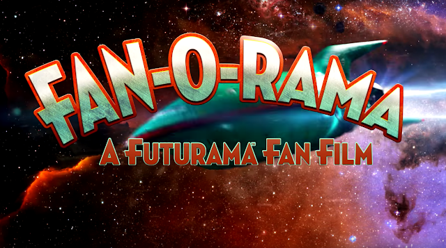 Fan-O-Rama: A Futurama Fan Film is an UNOFFICIAL live action version of Futurama.
