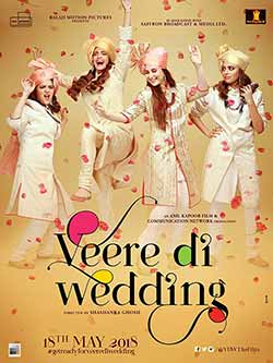 Veere Di Wedding 2018 Bollywood 300MB X264 pDVDRip 480p