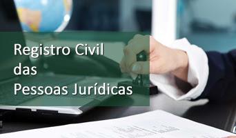 Resultado de imagem para Registro Civil de Pessoas Jurídicas.