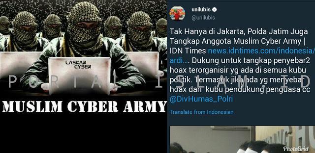 Jurnalis Senior: Tangkap Juga Jika Ada yang Menyebar Hoax dari Kubu Pendukung Penguasa!