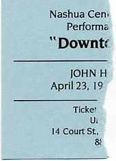 John Hartford, April 23, 1988