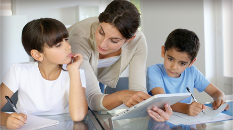 حقوق الطفل في العائلة