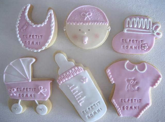 galletas nacimiento niña
