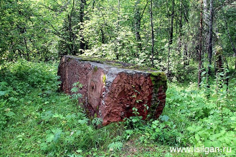 Дунькина каменоломня. Челябинская область