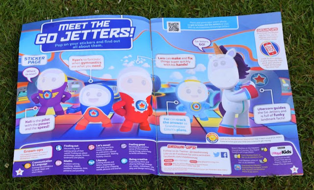 meet the Go Jetters