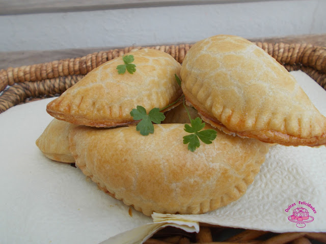 Empanadillas de york y queso
