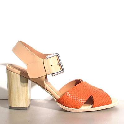 Emma Go sandales corail