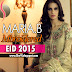 Maria B Embroidered Eid Collection 2015 | Unstitched Fancy Dresses