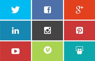 20 Social Media Brand Colors