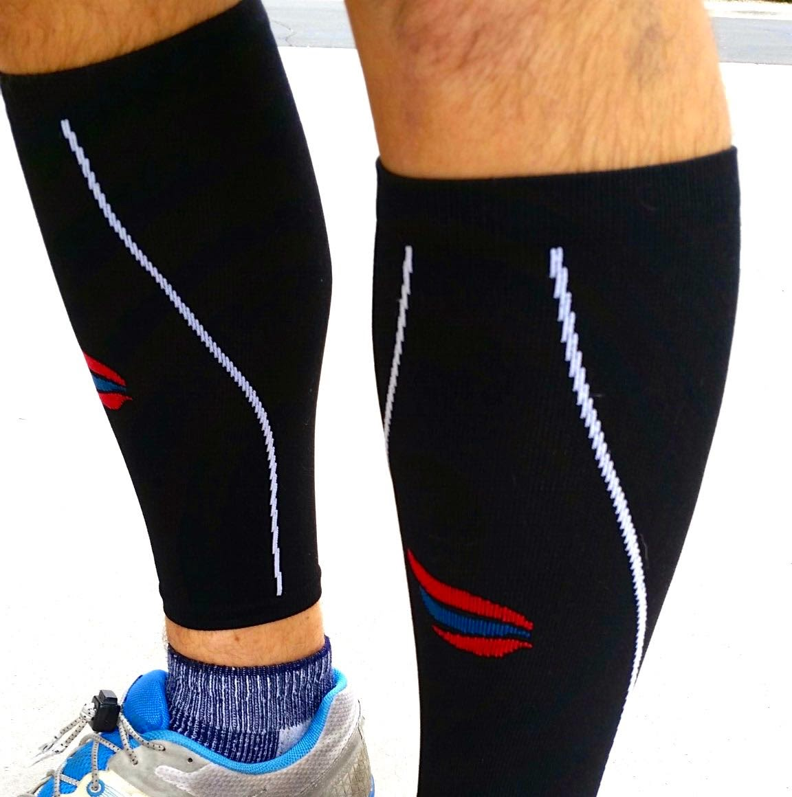 777be6a608e20d Living in THE BIG RING: RFS (Run Forever Sports) Compression Calf ...