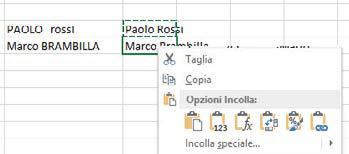 Come copiare e spostare le funzioni in Excel