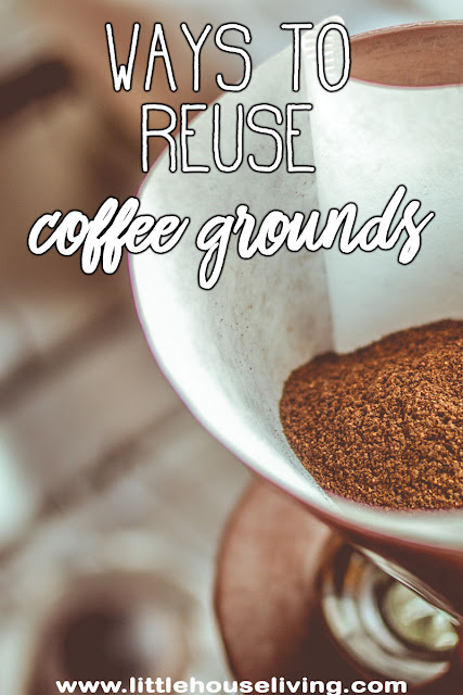 Friday favorites linky party week 371 under a texas sky - Coffee grounds six practical ways to reuse them ...