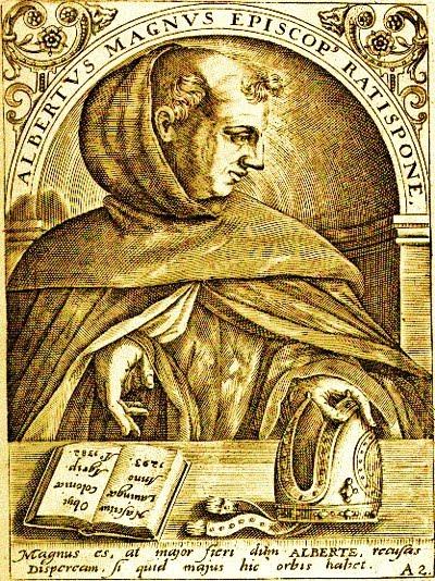 San Alberto Magno. De animalibus