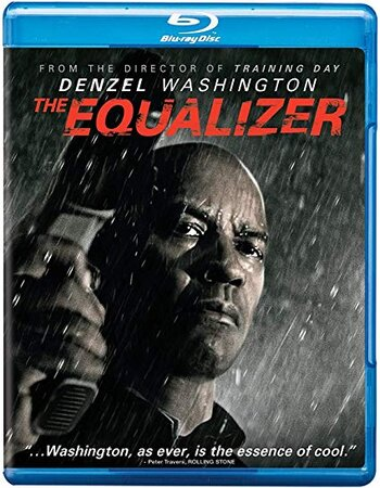 The Equalizer (2014) Dual Audio Hindi 480p BluRay x264 400MB Movie Download