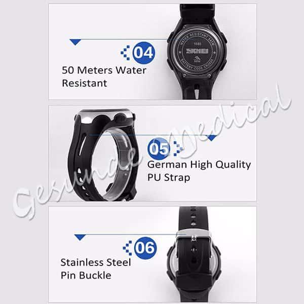 dimana beli jam tangan pedometer 3 in 1