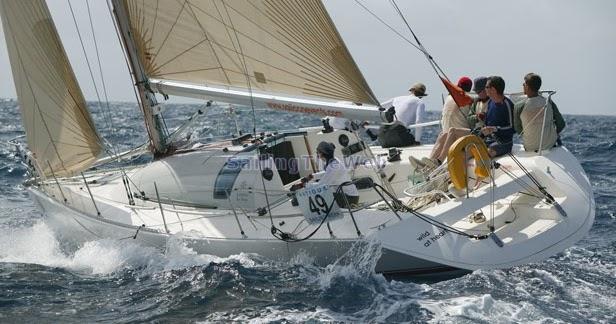 Il team dello yacht club italiano alla barcolana