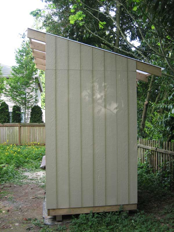 Siding Panels For Shed Temporary Storage Units