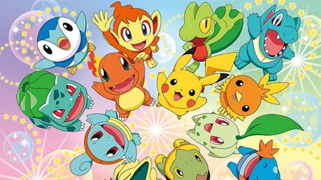 Vamos dar aquela revisada pelo trio de Pokémon que escolhemos em cada uma das regiões do game.