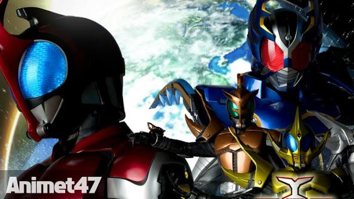 Ảnh trong phim Kamen Rider Kabuto: God Speed Love 1