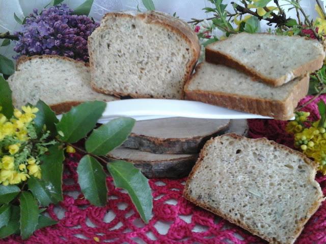 Integralni hleb sa semenkama
