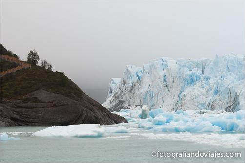 Glaciar Perito Moreno, parque nacional de los glaciares, Argentina