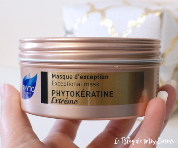 Phytokératine Extrême - Masque d'Exception Phyto Paris