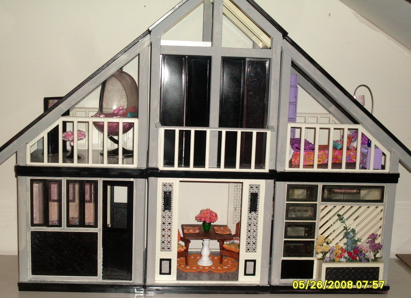 The One And Only Mattel Barbie 1978 A Frame Dreamhouse