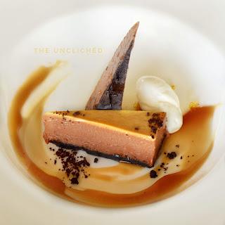 Yellow Submarine Dessert House Made Snicker Chocolate