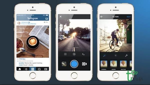 Thủ thuật chụp ảnh cực ấn tượng bằng Instagram trên iPhone