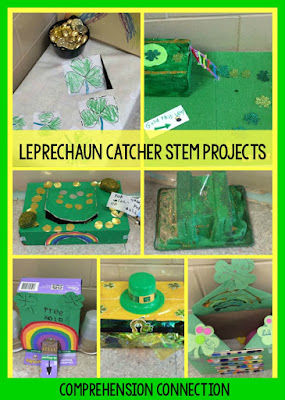 Kids love hands-on activities, and they're fascinated with the idea of leprechauns. This post includes ideas for St. Patrick's Day and great books you can use as mentor texts.