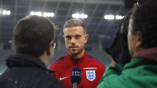 Southgate: Henderson Paling Pantas Gantikan Rooney Jadi Kapten