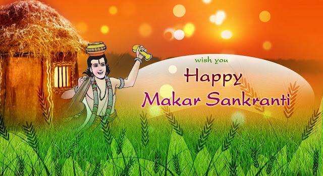 images of makar sankranti festival