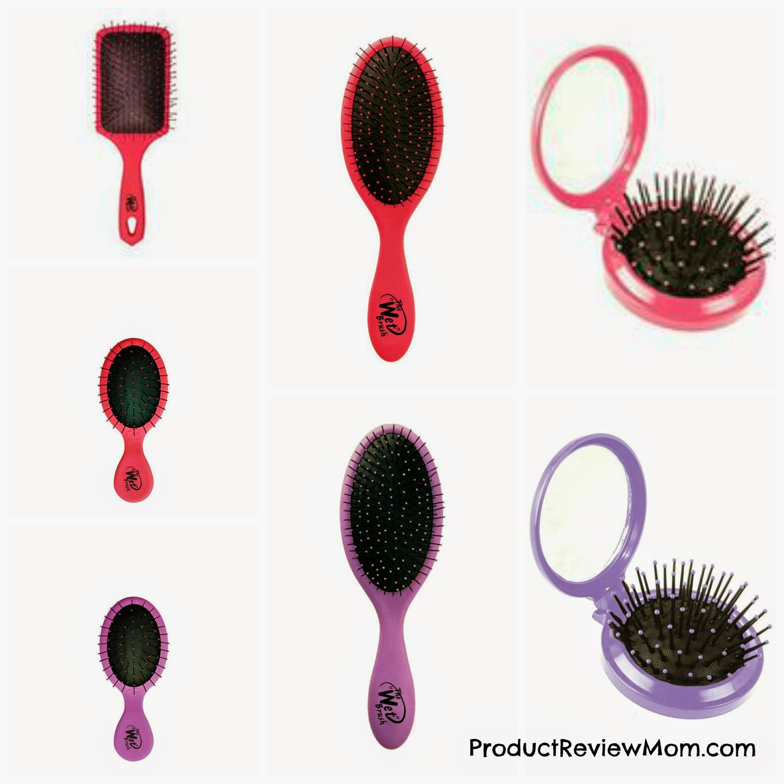 The Wet Brush Review and Giveaway Ending 6/7 via ProductReviewMom.com