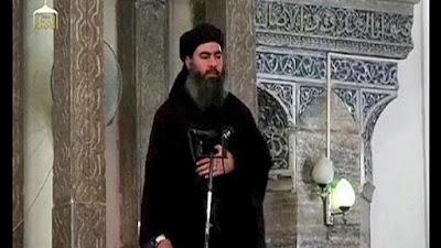 زعيم تنظيم داعش