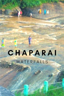 Chaparai Waterfalls, Araku