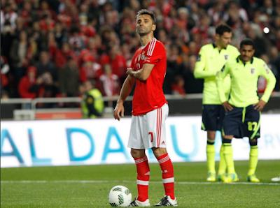 O golo mudou quase tudo!!! Deu confiança ao Benfica 7e02b2296cc62