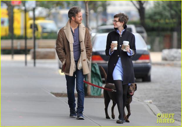 Anne Hathaway Husband Adam Shulman