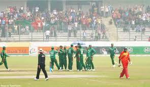 Cricket, Ban vs S L Nidhahas trophy 2018 last knockout match me hua hangma