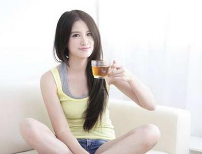 Viêm gan do uống quá nhiều trà xanh