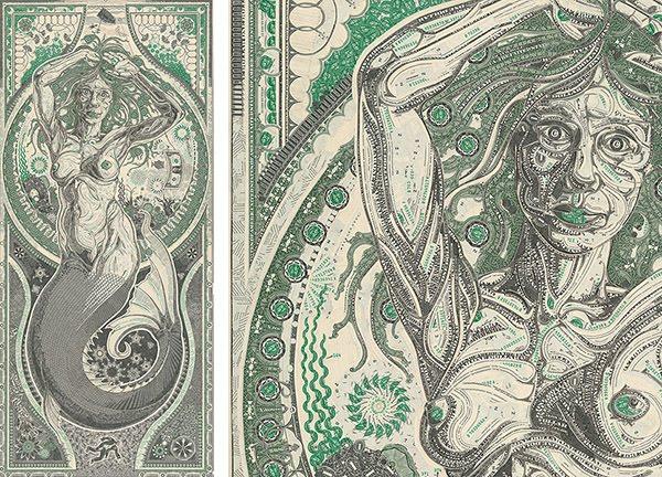 mermaid by mark wagner