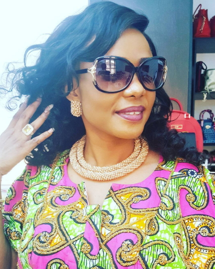 iyabo ojo dating married politician