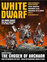 White Dwarf Weekly número 97 de diciembre