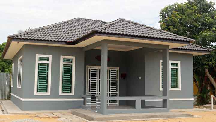 Pengeluaran Membina/Membeli Rumah