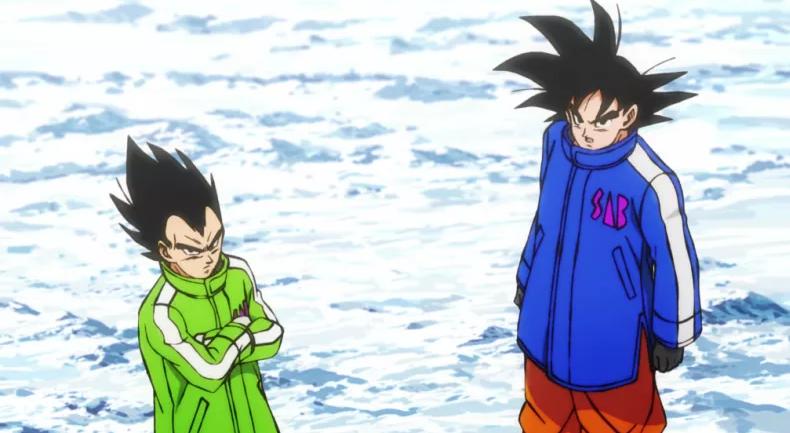 Favorite 'Dragon Ball Super' Animator Shares Take on Winter Goku