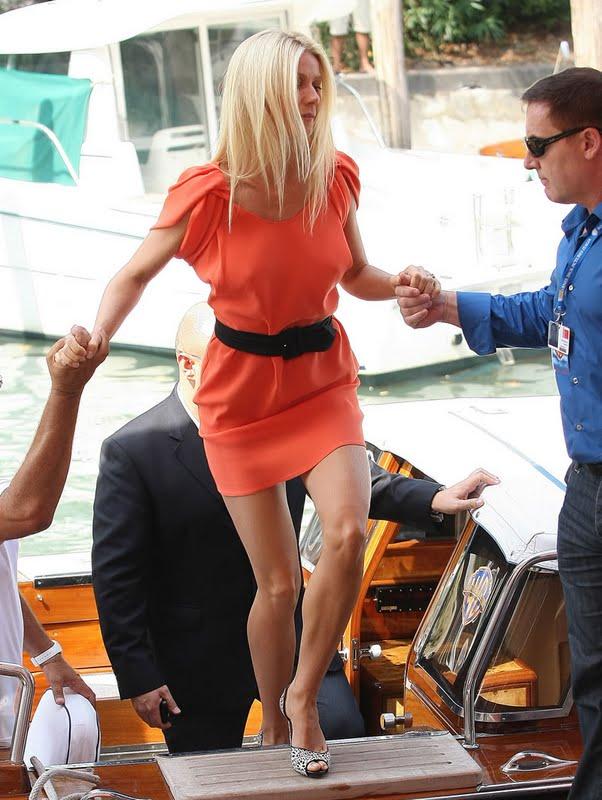 gwyneth paltrow no panties