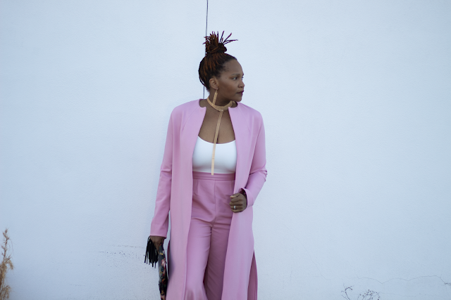Vday Pink Suit